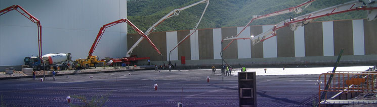 Betonfloor pavimentos industriales for Pavimentos industriales
